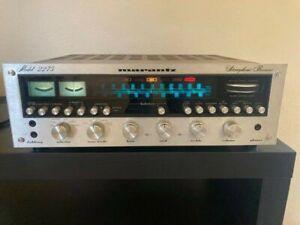 Marantz 2275 Stereo Receiver Vintage 1970's