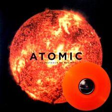Mogwai - Atomic Coloured Vinyl LPX2 2016 Limited Edition D/L Code New Sealed