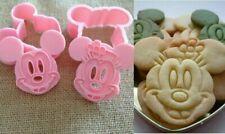 Disney Minnie & Micky Maus Backform Fondant Ausstechformen NEU !!!