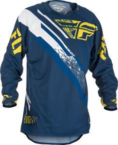 Fly Racing Evolution 2.0 Jersey Riding Shirt Motocross Dirtbike Offroad MX ATV
