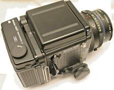 Mamiya RZ67 pro II Medium format SLR Appareil photo argentique avec objectif 110 mm