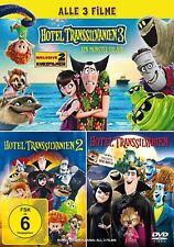 Hotel Transsilvanien - Alle 3 Filme DVDs NEU