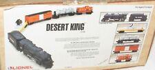 Lionel 6-11758 Rio Grande Desert King Freight Set Sealed MIB O Gauge