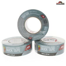 3 Rolls Duck Duct Tape Heavy Duty 188 X 60 Yds New