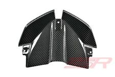 2015 2016 BMW S1000XR Front Fairing Lower Bottom Tip Cover Twill Carbon Fiber