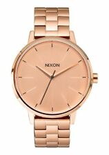 Nixon Kensington Watch All Rose Gold NEW in box