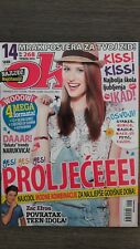 MAGAZINE OK CROATIA 4 MEGA POSTERS MAY 2014