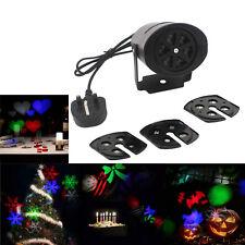 Mini LED Lamp Projector Landscape Fairy Light 4W For Christmas Halloween Wedding