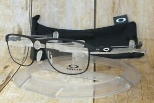 NEW OAKLEY Eyeglasses Truss Rod R RX FRAME OX5122-0153 Chrome 143-53-17 53mm
