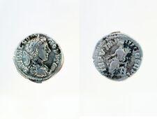 Pièce romaine - Roman Coin - COMMODE - Denier - Denarius - Fortuna #181