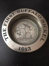 """Avon� Vintage Buffalo Nickle Collectible Tray (Reduced)"