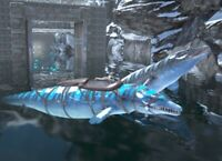 Ark Survival Evolved Xbox One PvE Genesis 200-215 X-Basilosaurus Breeding Pair
