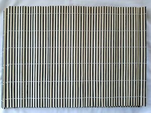 """Bamboo Placemats  12""""x18  table  protector   set of 6"""
