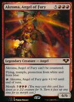 Akroma, Angel of Fury FOIL | NM | From the Vault: Angels | Magic MTG