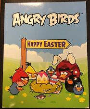 2013 angry birds Sheetlet Presentation Pack (MUH) Easter