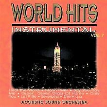 World Hits-Instrumental V von Acoustic Sound Orchestra | CD | Zustand sehr gut