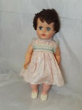 "Vintage Drink and Wet Type Doll  17"" Tall"