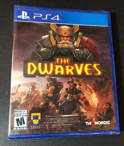The Dwarves (PS4) NEW