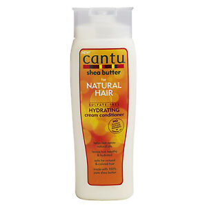[CANTU] SHEA BUTTER FOR NATURAL HAIR HYDRATING CREAM CONDITIONER 13.5OZ