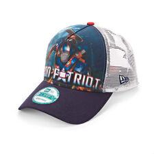 Iron Man Patriot Blast Trucker Mesh Cap Hat