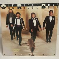 PROMO The Oak Ridge Boys ‎– Step On Out: MCA Records Vinyl LP 1985 (Country)