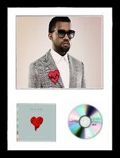 Kanye West/Limited Edition/Framed/Photo & CD Presentation/808s & Heartbreak