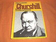 churchill     i dossier mondadori pro e contro 1973