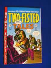 Two Fisted Tales 2: golden age EC Comics color rep. Russ Cochran 1992 series.New