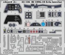 Eduard Zoom 33136 1/32 Messerschmitt Bf 109G-10 Erla Revell