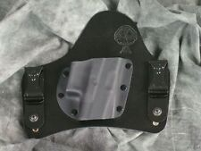 ==Crossbreed Holster For Lcp Black NWOT Kydex Leather Fast Free S//H=