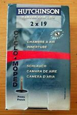 CHAMBRE A AIR HUTCHINSON (Neuf)  19 Pouce   SOLEX 1700 - 2200 - 3300 - 3800