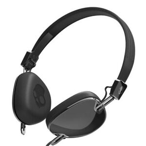 Skullcandy Navigator Black Headband Headsets Certified Refurbished