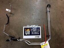 Chevrolet GM OEM 06-11 Impala Pump Hose-Power Steering Cooler Tube 20957915