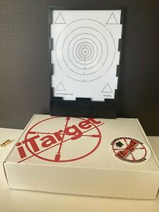 iTarget Pro Sled & Target Training System, Dry Fire 9mm Laser Included i Target