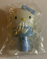 1997 Angel Blue Hello Kitty Collectible Rare Item!