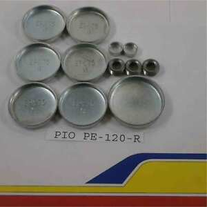 Pioneer Products Pe-120-r Freeze Plug Kit Cadillac 500 Freeze Plugs