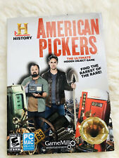 AMERICAN PICKERS Hidden Object game (PC/Mac) EUC Pre-Owned