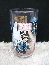 Luke Skywalker Burger King Return of the Jedi 1983 Coca-Cola Glass, Collectible