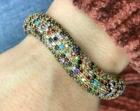925 Sterling Silver Handmade Authentic Turkish Mix Bracelet