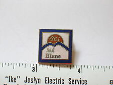 Ski Mt Blane Skiing Pin (Ski#860)