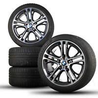 BMW 20 Zoll X3 F25 X4 F26 Alufelgen Felgen Styling M310 Winterreifen Winterräder