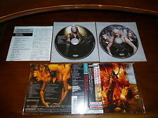Sebastian Bach / Kicking & Screaming JAPAN+1 CD+DVD Skid Row B8