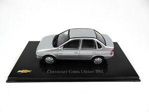 Chevrolet (Opel) Corsa 1 Sedan 2002 - 1:43 Voiture Diecast Model Car CH60