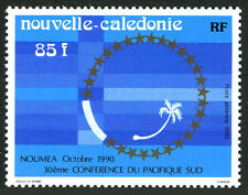 New Caledonia C222, MNH. 30th South Pacific Conference, 1990