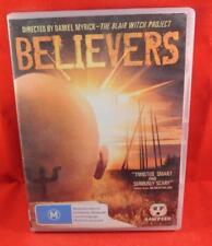 Believers - Ex-Rental DVD - R4 AUS Free Postage Australia Wide