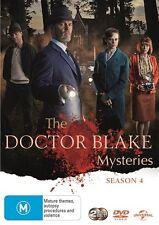 The Doctor Blake Mysteries - Season 4 : BRAND NEW SEALED DVD SERIES
