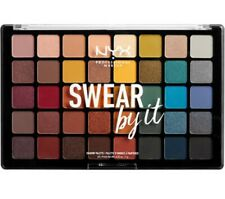 NYX Swear by It Shadow Palette 40 Shades AUTHENTIC SEALED