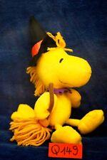 Peluche n°Q149: WOODSTOCK SORCIER (copain de Snoopy) 25 cm env. marque HALLMARK