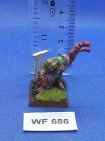 Warhammer Fantasy - Chaos - Classic Champion of Tzeentch Painted - Metal WF686