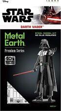Fascinations ICONX Premium Series Star Wars DARTH VADER 3D Metal Earth Model Kit